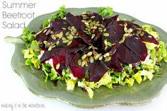 Summer Beet Salad @