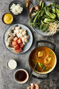 Seafood Dishes, Fish And Seafood, Sauce Pour Fondue, Yummy Food, Delicious Recipes, Curry, Food And Drink, Gluten, Keto