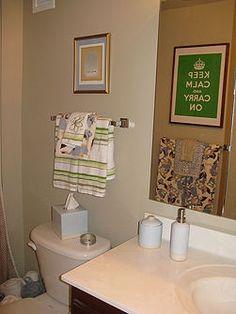 Organize your bathroom in three steps!