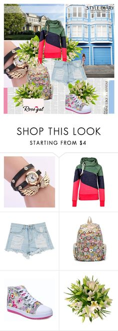 """Rosegal  13"" by followme734 ❤ liked on Polyvore featuring rosegal"
