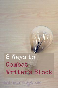 When it strikes, it can be hard to combat writer's block. However, there are things you can do to combat writer's block. Click to learn how to combat writer's block. Writing Websites, Writing Genres, Writing Prompts For Writers, Fiction Writing, Writing Process, Writing Advice, Writing Resources, Writing Help, Writing A Book