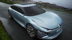 Citroën CXPerience - Ausblick auf eine neue Oberklasse-Limousine. (Quelle…
