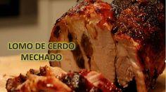 Cinta de Lomo de Cerdo Mechado - Recetas de Lomo de Cerdo