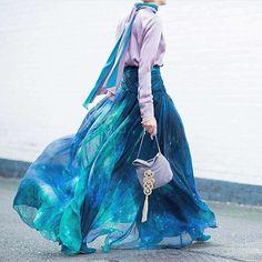 Matthew Williamson Galaxy Print Dress ❤️❤️