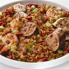 sausage jambalaya shrimp jambalaya shrimp jambalaya chicken and shrimp ...