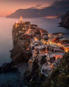 Vernazza. Liguria. Italy