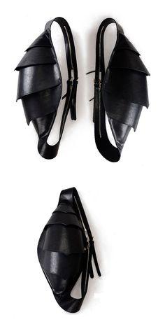 Leder Messenger Rucksack Herren Messenger Bag  Black von KiliDesign