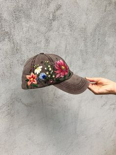 0a099084dce 118 Best Embroidered Hats images