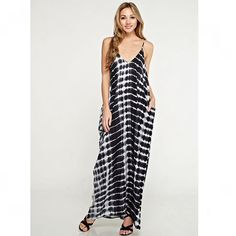 OBSESSION WORTHY! Brittany Maxi Dress