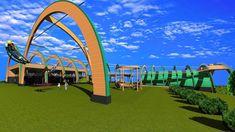 Mariazell családbarát nyári tervei Park, Parks