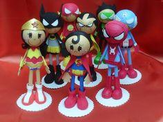 Equipo de superheroes