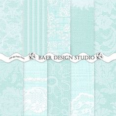 Sale-TIFFANY BLUE BURLAP Paper, Blue Lace Digital Paper:8.5x11 printable paper-Tiffany Blue Lace Invitation,  Seafoam Pin Stripe Paper on Etsy, $3.80