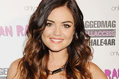 Lucy Hale Reveals Who She Thinks A Is on Pretty Little Liars