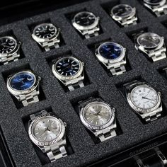 Datejust II Galore  Which is your favorite model Email or DM for pricing