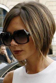 Short hair style! Love this cut!