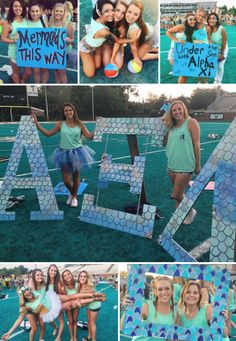 Under the Sea With ALPHA XI!  Coastal Carolina University.