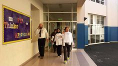 #StartWalking visited Emirates National School for its first activation in 2014 to help encourage and educate students to lead a healthier lifestyle.