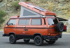 Vw T3 Camper, Vw Bus T3, Camper Life, Volkswagen Bus, Camper Trailers, Camper Van, Transporter T3, Vw Vanagon, T2 T3