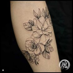illustration fine line flower arm band tattoo Tattoo Shops Toronto, Line Flower, Tattoo Flash Art, Fine Line Tattoos, Tattoos Gallery, First Tattoo, Arm Band Tattoo, Flower Tattoos, Tattoo Studio