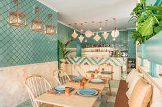 Albabel, le restaurant au design signé Masquespacio