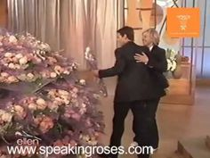 WATCH TOM CRUISE GIVE SPEAKING ROSES ON THE ELLEN DEGENERES SHOW! www.speakingroses.com