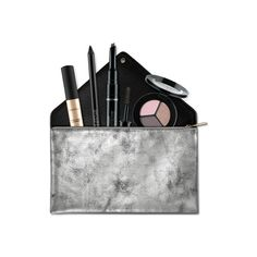smashbox All For Eyes: Prime, Line & Define ($49) ❤ liked on Polyvore featuring beauty products, makeup, eye makeup, beauty, fillers, bags, cosmetics, eyebrow makeup, smashbox makeup and water proof makeup