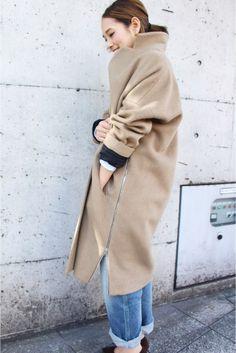 Deuxieme Classe | Camel coat
