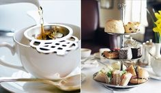 19 € -- Tee-Zeremonie mit Scones im Luxushotel, statt 29 €