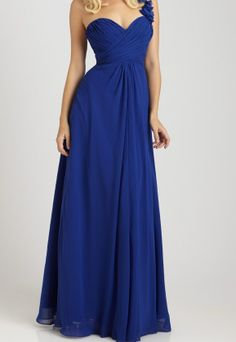 bridesmaid dress, blue id get it in a lighter powder blue