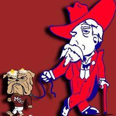 Poor moo of u Ole Miss Rebels, Mississippi State Bulldogs, Beautiful Children, Pride, Football, Fictional Characters, Graduation, Business, Wood