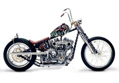 Chain Of Mystery – Indian Larry Motorcycles