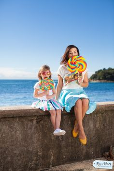 Lollipop fun