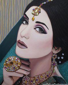 https://www.etsy.com/ca/listing/192585897/viridian-indian-beauty-art-print-8-x-10