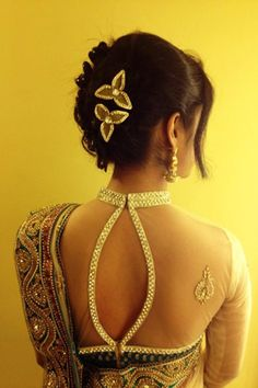 Detailing in couture can not only lend a suave and elegant appeal but also up the fashion quotient up by several notches. Flaunt a fabulous look with some detailed needlework - Find out how