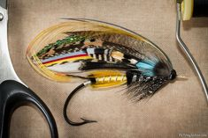 Salmon flies are beautiful, These are my long term fly tying goal. I may never fish for salmon, But I'd love to make these beautiful flies!
