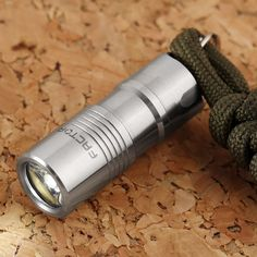 Discover all the details about the Factor Equipment Ghost 130 Keychain Flashlight and learn about the best flashlights and knives from the Everyday Carry enthusiast community on Massdrop.