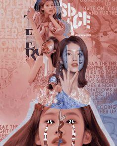 Aesthetic Themes, Edit Icon, Picsart, Design Inspiration, Kpop, Graphics, Blue, Beauty, Image