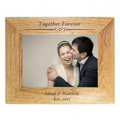 Formal 5x7 Wooden Frame | Photo Frames | Exclusively Personal