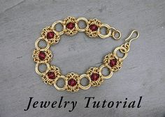 Hey, I found this really awesome Etsy listing at https://www.etsy.com/listing/226012363/beaded-romanov-bracelet-jewelry-tutorial