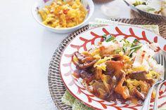 Zin in een avondje Aziatisch wokken? Met deze babi pangang zit je binnen 15 minuten aan tafel! Recept - Allerhande