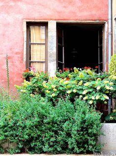 Janelas, fenêtres, windows, Lyon, Ródano-Alpes, França, foto de Véva Nogueira