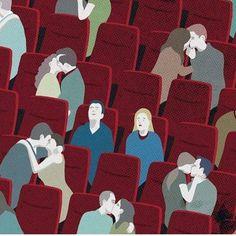 Modern Dünyanın Acımasız Gerçeklerini Anlatan 20+ İllüstrasyon Sanatlı Bi Blog 27