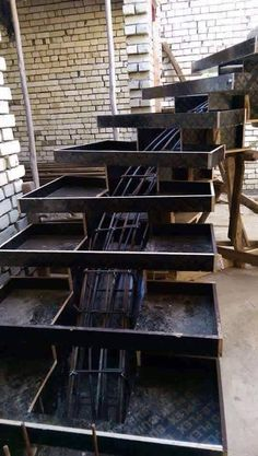 Useful Information About Staircase And Their Details - Engin.- Useful Information About Staircase And Their Details – Engineering Discoveries Useful Information About Staircase And Their Details – Engineering Discoveries - Home Stairs Design, Railing Design, Interior Stairs, House Design, Contemporary Stairs, Modern Stairs, Concrete Staircase, Stair Railing, Railings