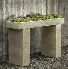 Buy Trough Garden Console Table online with free shipping from thegardengates.com