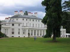 Frogmore, a Royal retreat was built in the 1680s and purchased by King George III as a country retreat for Queen Charlotte in 1792. In 1900 Earl Mountbatten of Burma was born there.  Queen Victoria and Prince Albert are buried there.