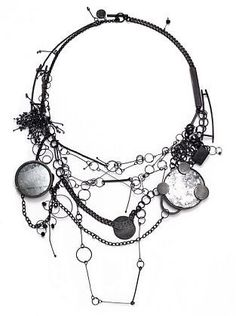 COUP de COEUR !  Doerthe Fuchs – wire jewelry