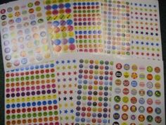 1000 children's reward stickers #chart #motivation kids teacher #school well done,  View more on the LINK: 	http://www.zeppy.io/product/gb/2/112211303476/