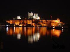 Night Photo of Bodrum Castle