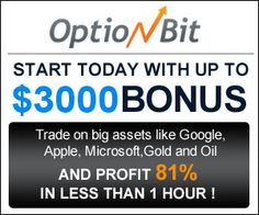OptionBit Review is design to help you, the trader to research as much as you can about OptionBit.com before you decide whether or not to trade binary options with them. Read our reviews on OptionBit through our real life trading experience to see how well they stack up to some of the top Binary Options brokers.