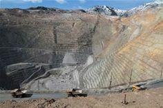 Kennecott Bingham Canyon Copper Mine, Utah - Bing images